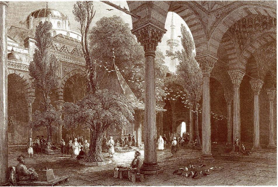 Баязид Мечеть