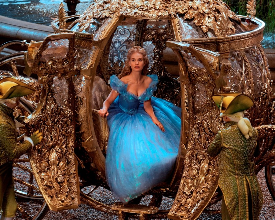 genre in cinderella Cinderella has faith her dreams of a better life will come true with help from her loyal mice friends and a wave of her fairy godmother's wand, cinderella's rags.