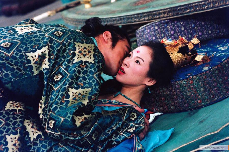 Старый азиатский фильм платья