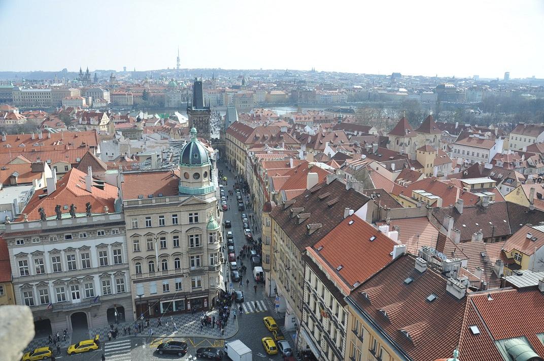 3 Прага март