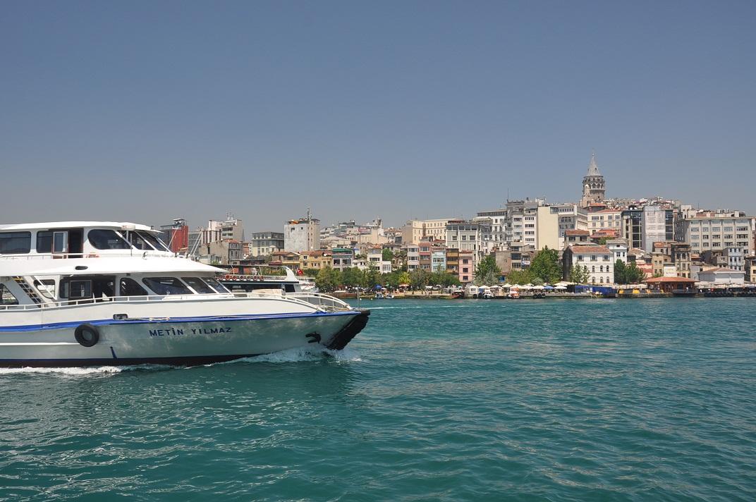 6 Стамбул июнь