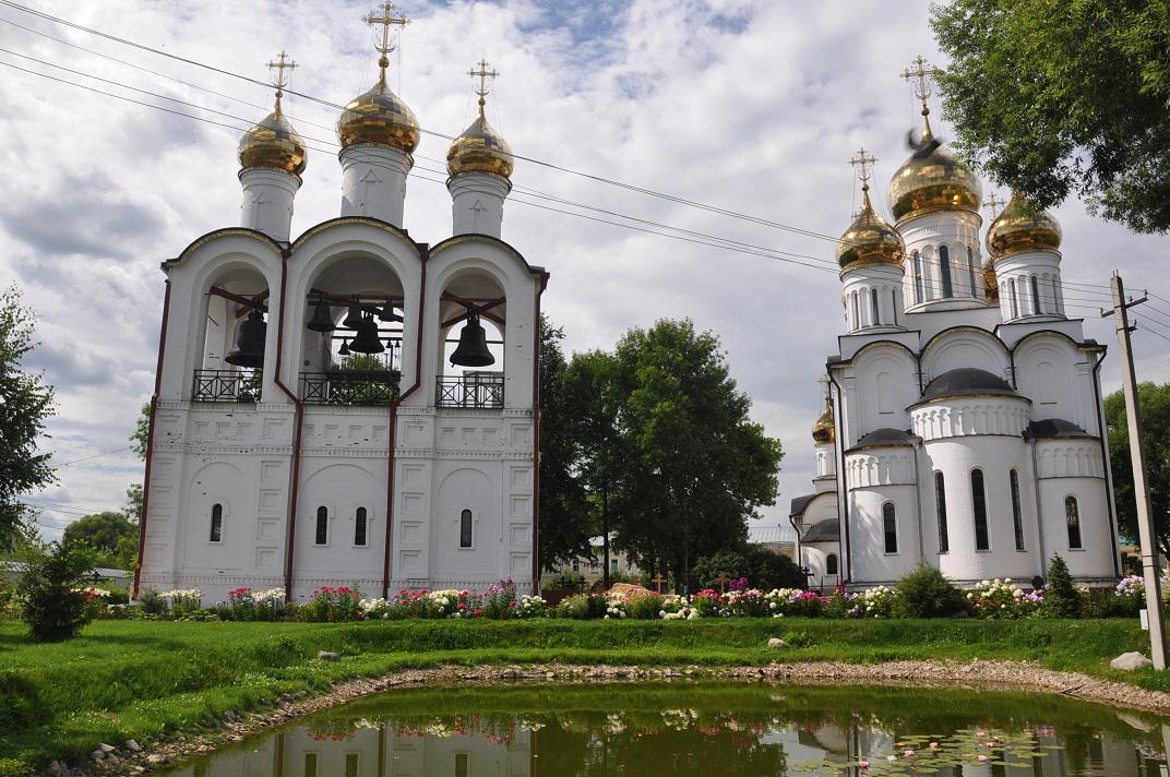 7 Переславль-Залесский июль