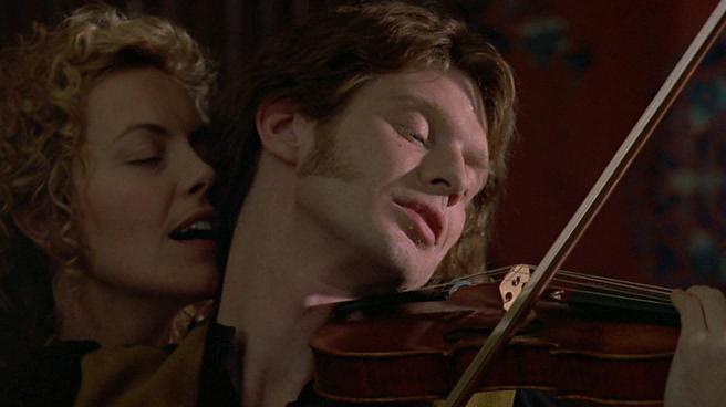 Красная-скрипка