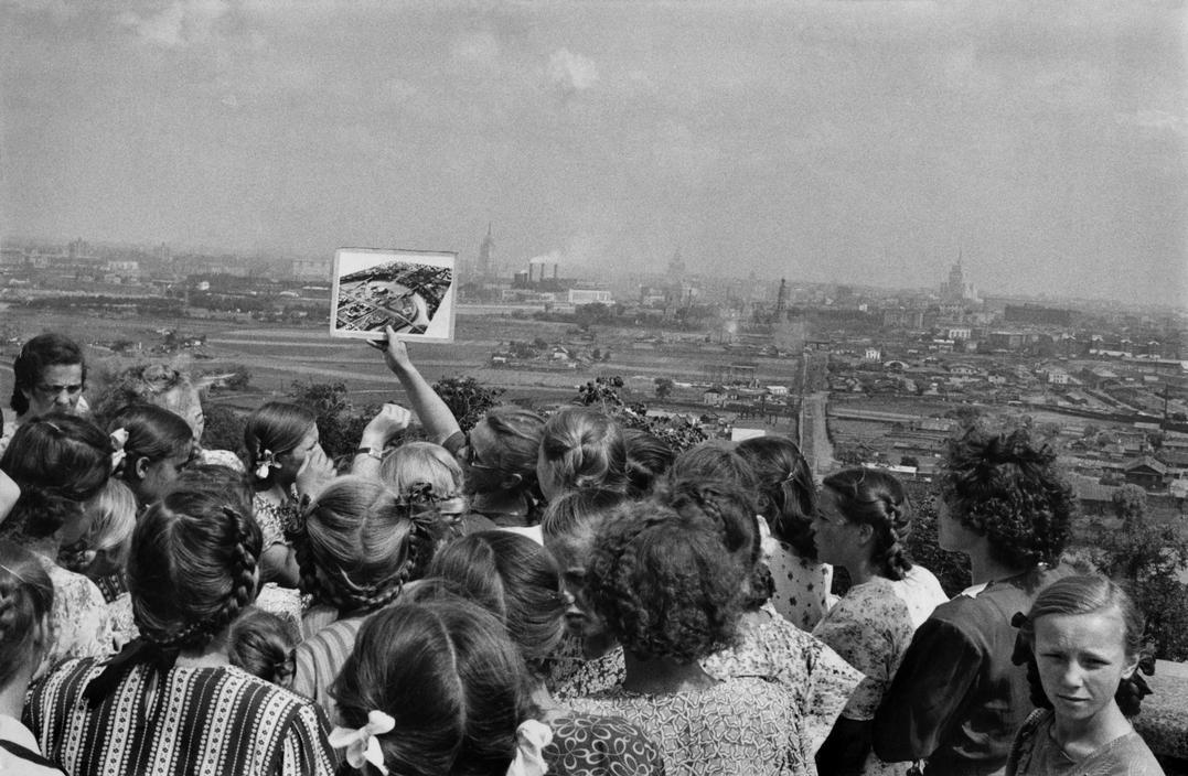 1954 Москва Новостройки2