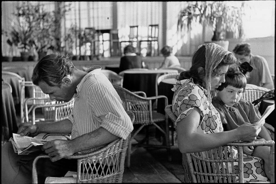 1954 Москва Парк Горького2