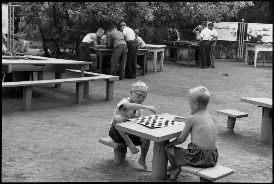 1954 Парк Горького 2