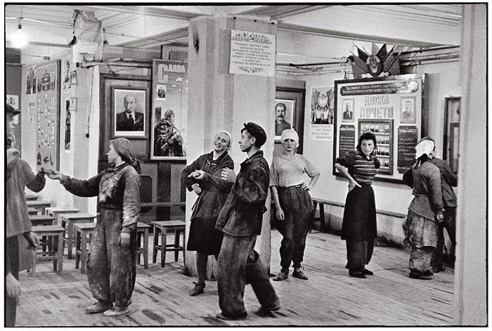 1954 Москва, В столовой для строителей, Отель Метрополь