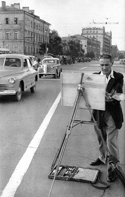 1954 Москва, Садовое кольцо