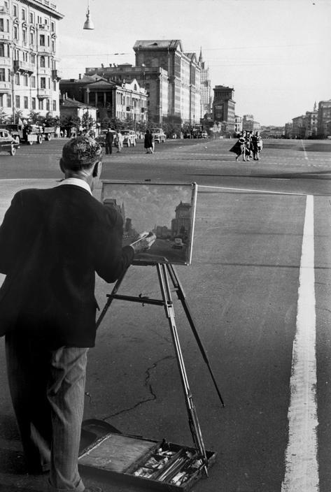1954 Москва, Садовое кольцо2