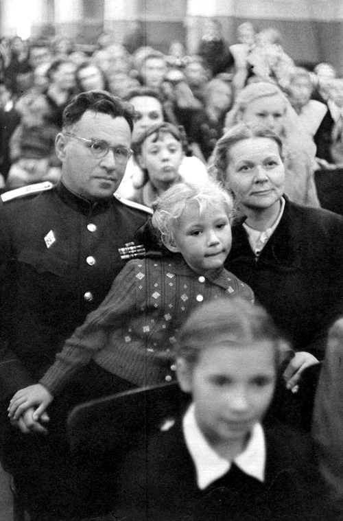 1954 Москва, Цирк1