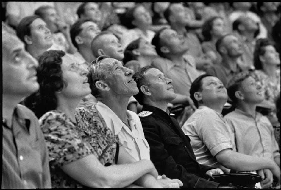 1954 Москва, Цирк3