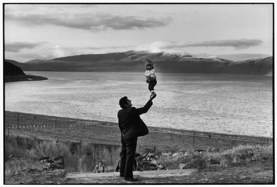 1972 Армения. Севан. 1972