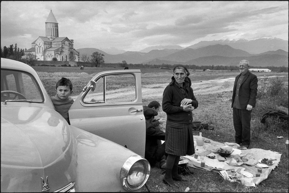 1972 Монастырь алаварди, Груузия, Кахетия