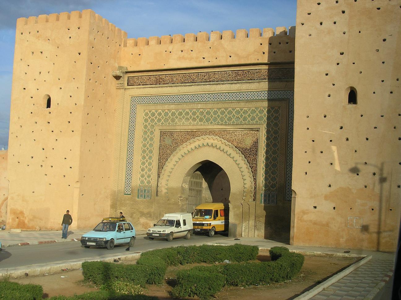 3 Ворота Баб-эль-Хмис
