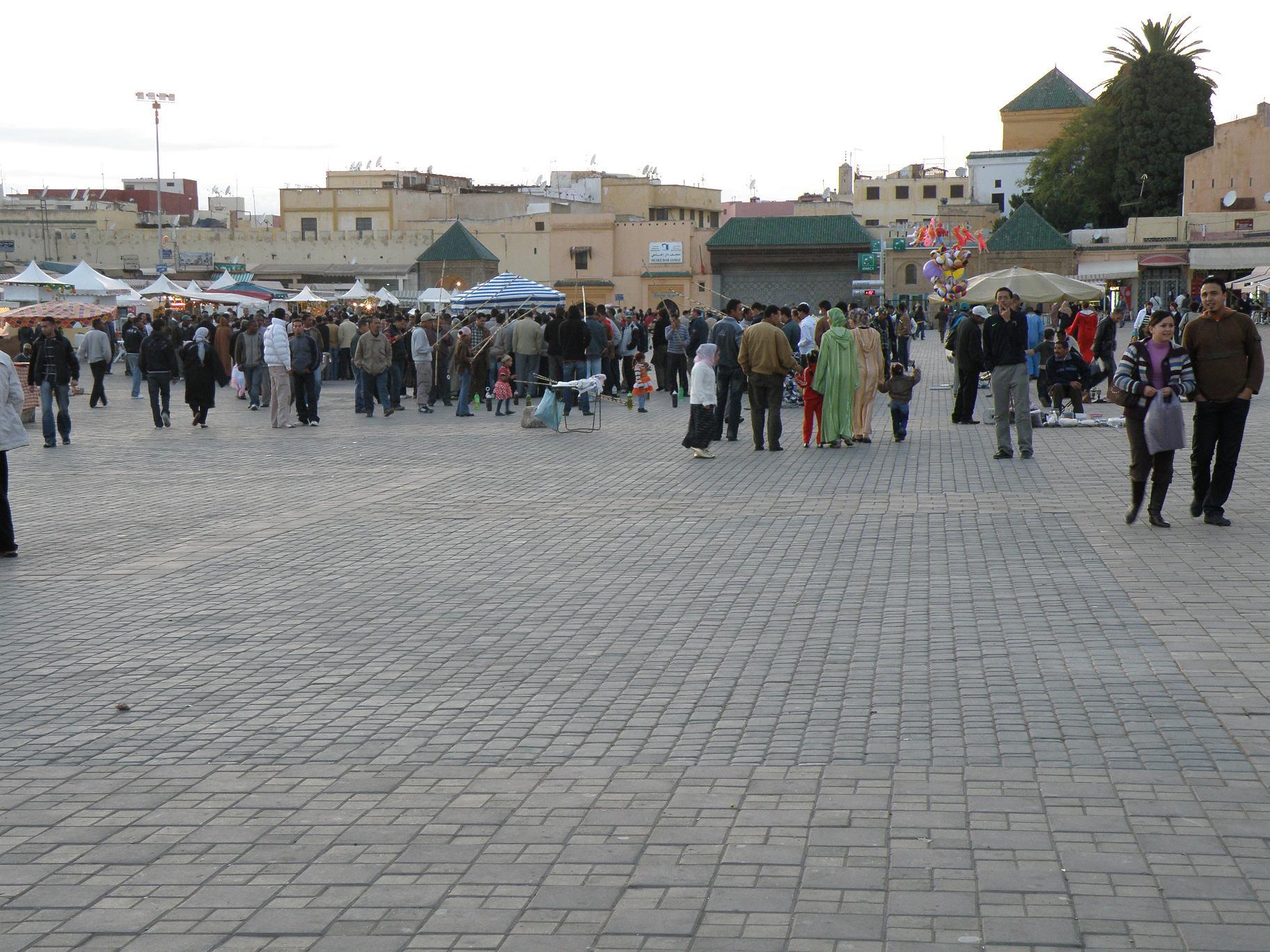 6 Площадь Эль-Хадим