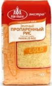 Элитный пропаренный рис GOLD