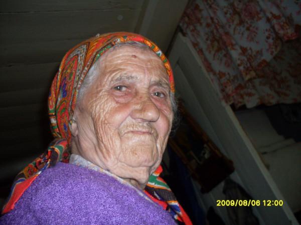 Батрак бабушка