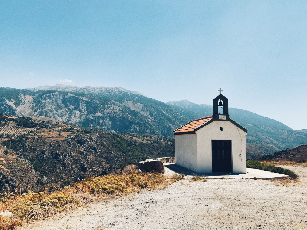 Церковь на о.Крит