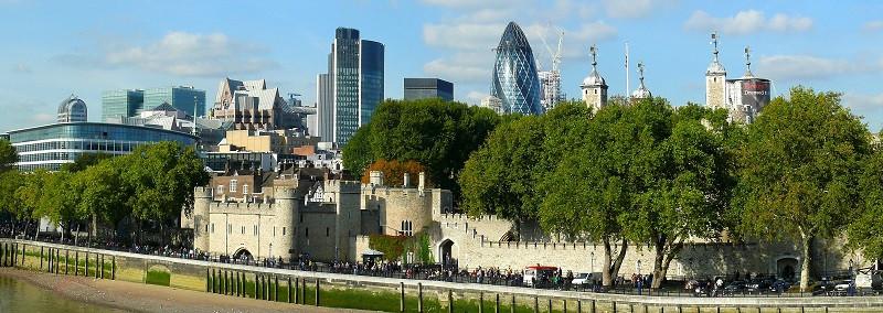 Лондон. Тауэр. ь