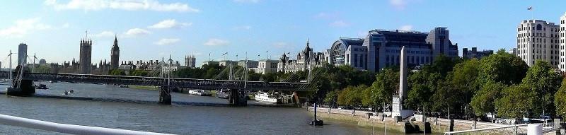 Набережная Лондона ь