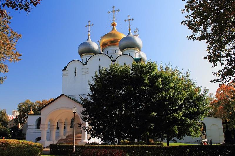 IMG_5702m Новодевичий монастырь. Смрленский собор. сент 2012