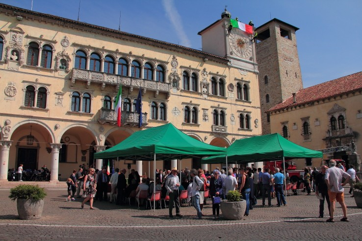 28 Palazzo dei Rettori , здесь расположено городское самоуправление