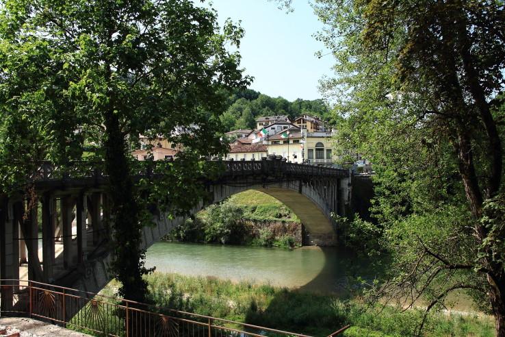 36 Вид на мост Виттории