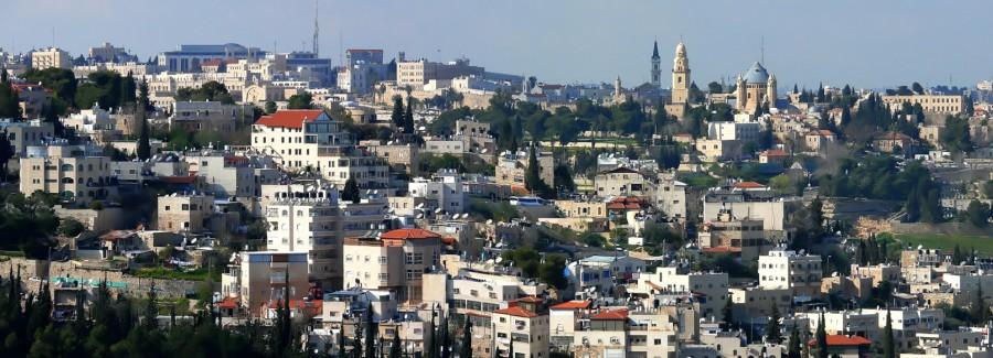 7 2011 год в Иерусалиме..