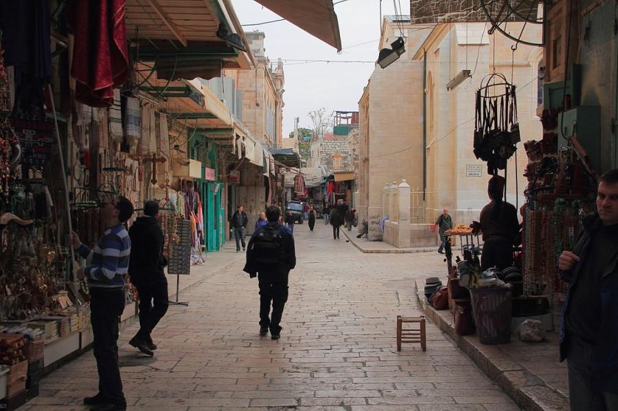 18 IMG_6849мУлицы старого Иерусалима