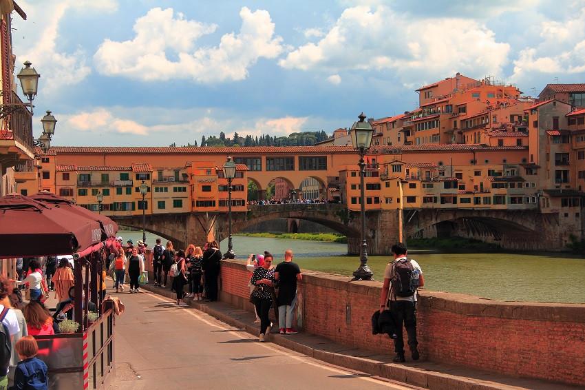 Мосты Флоренции Мосты Флоренции 1808191 900