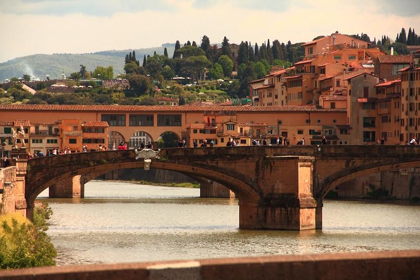 Мосты Флоренции Мосты Флоренции 1808414 900