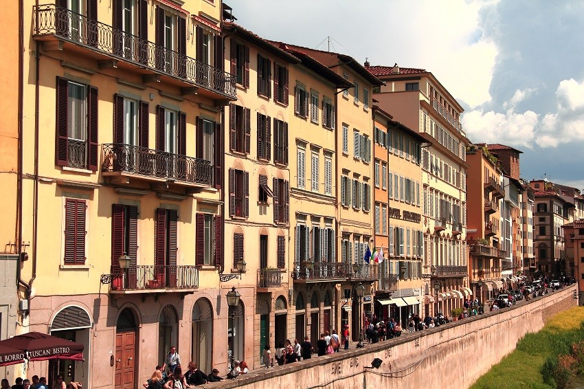 Мосты Флоренции Мосты Флоренции 1808667 900