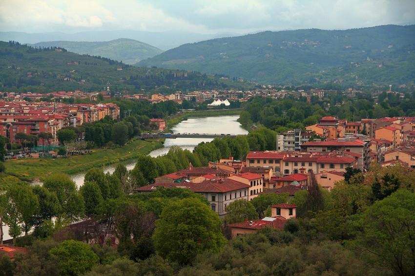 Мосты Флоренции Мосты Флоренции 1809965 900