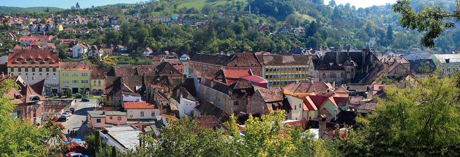 30 Нижний город.Вид от ратуши