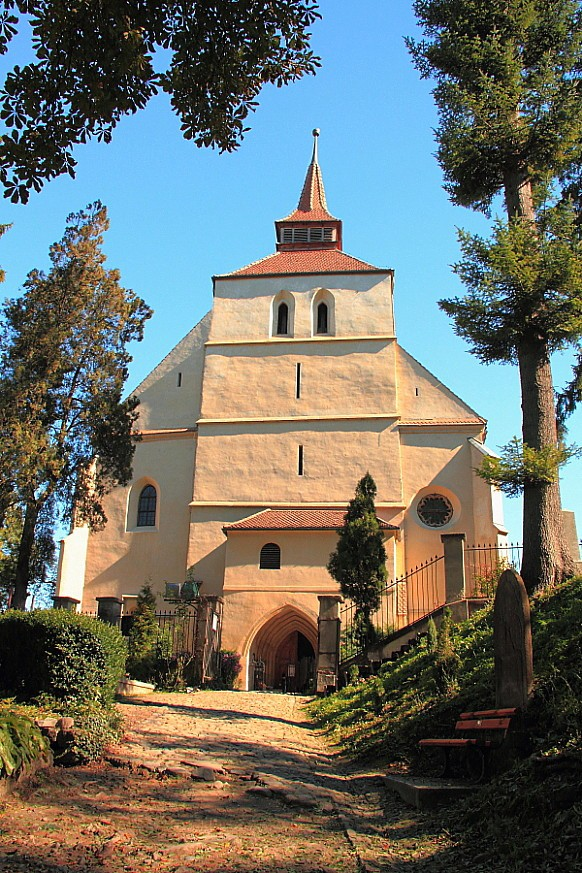 22Лютеранская церковь на холме