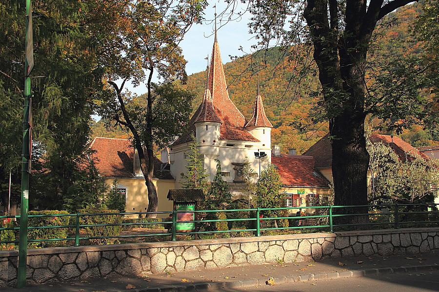 38 «Ворота Святой Екатерины, Брашов»