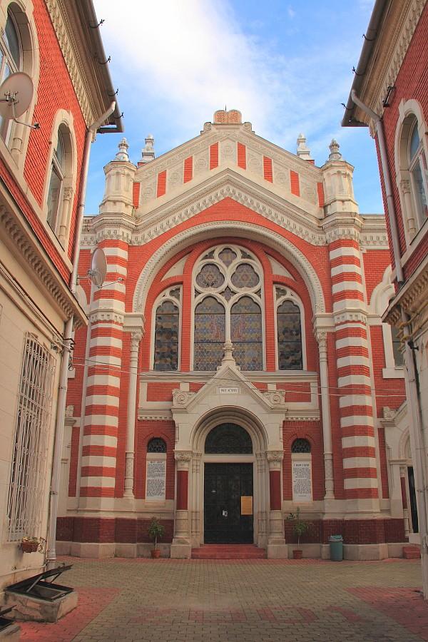 21 Синагога в Брашове