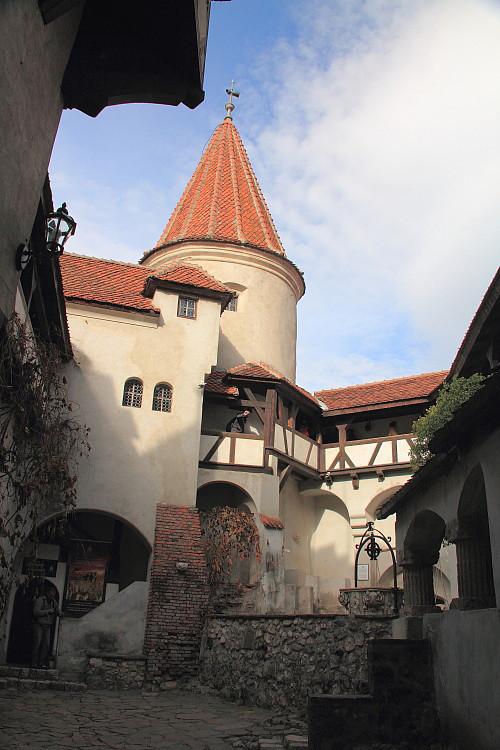 12 Башня замка