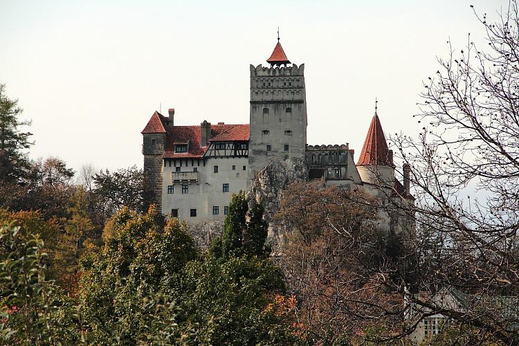 10 Замок Бран