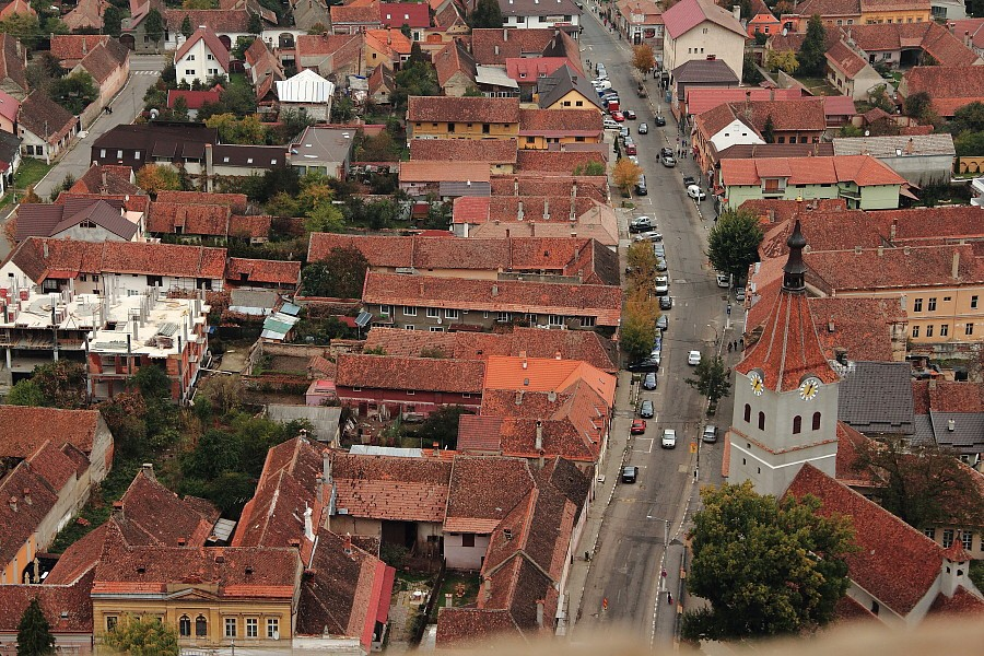 28  Город вид из крепости