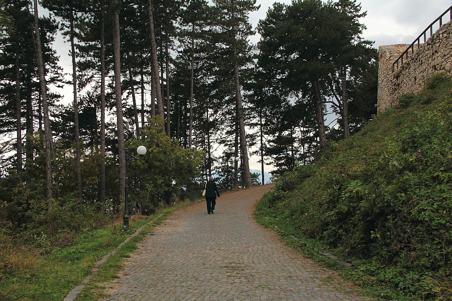 8 Дорога в крепость