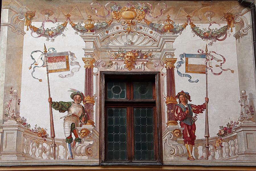 20 Росписи на стенах замка. DPP_96821075