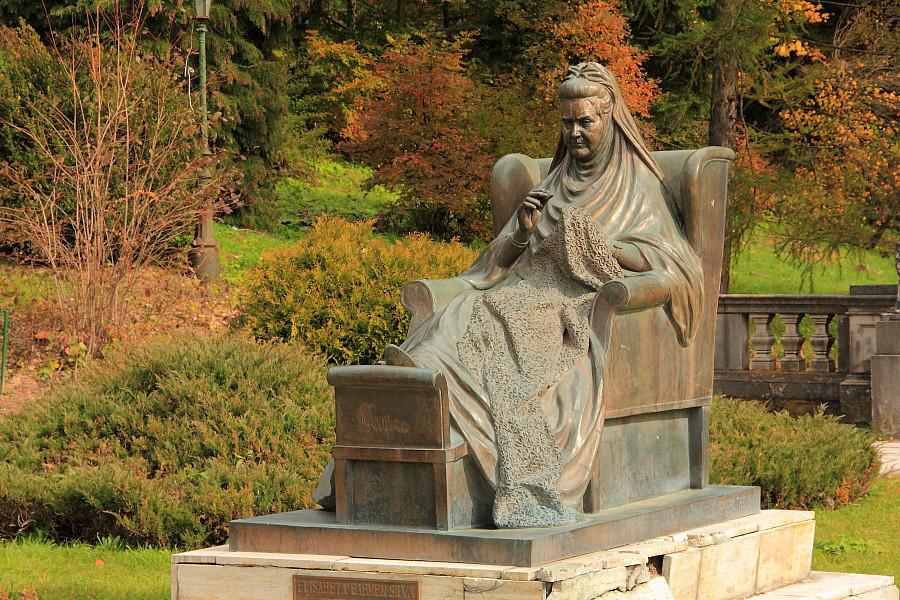 24 Памятник Королеве Елизавете Румынской 1869-1916 . DPP_96821082
