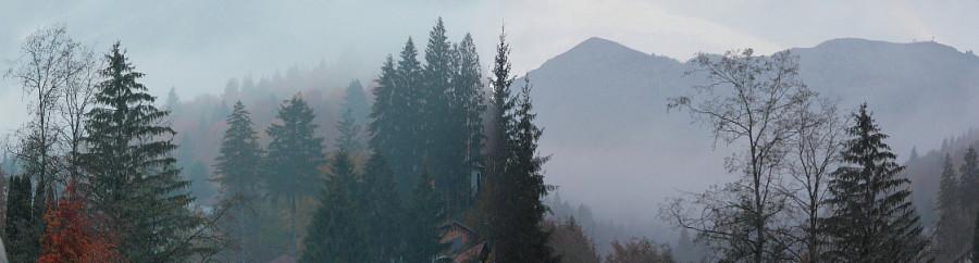 1    Синая в тумане.