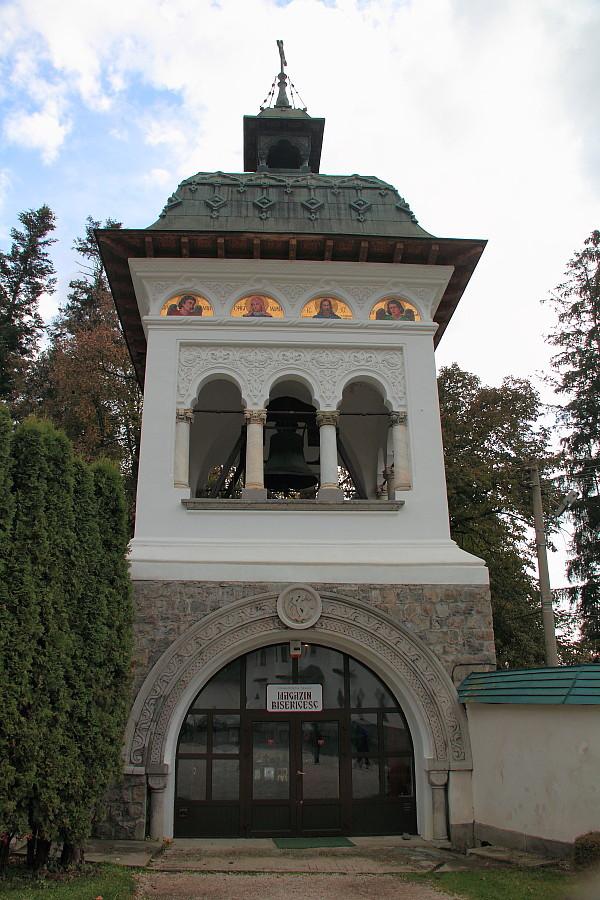 4 Колокольня в монастыре._96821077