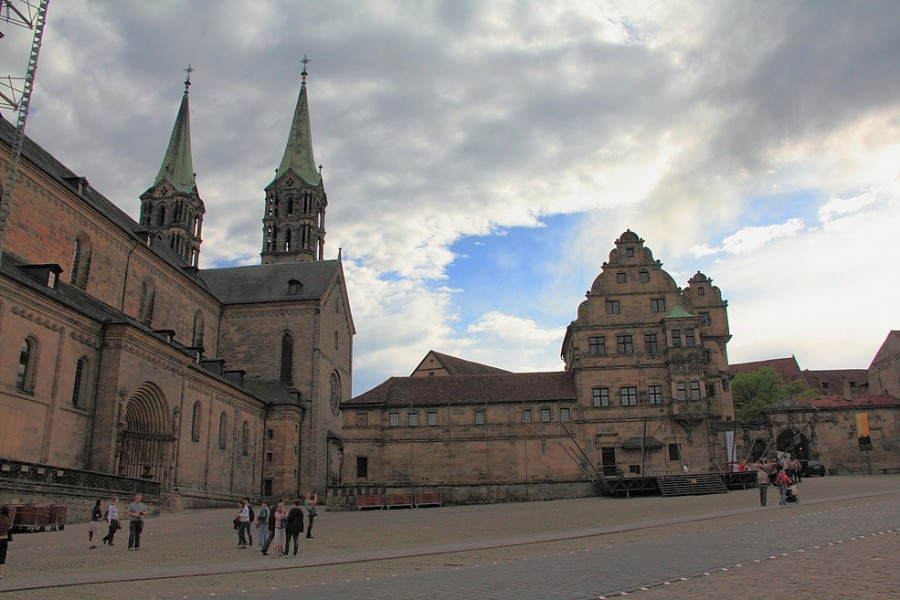 14 m   Бамбергский Кафедральный собор  DPP_96821059
