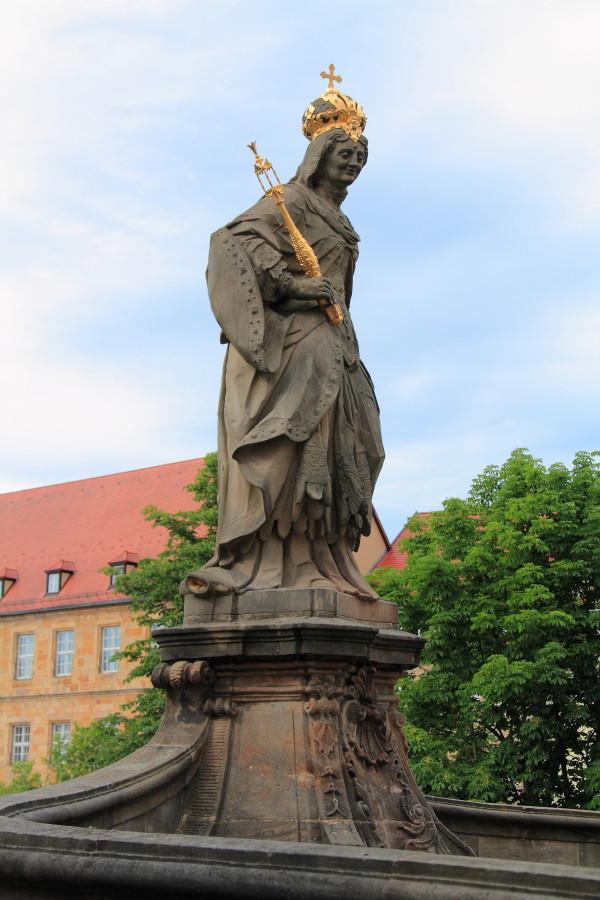 23  Статуя Кунигунды, супруги императора Генриха II Святого, .DPP_96821081