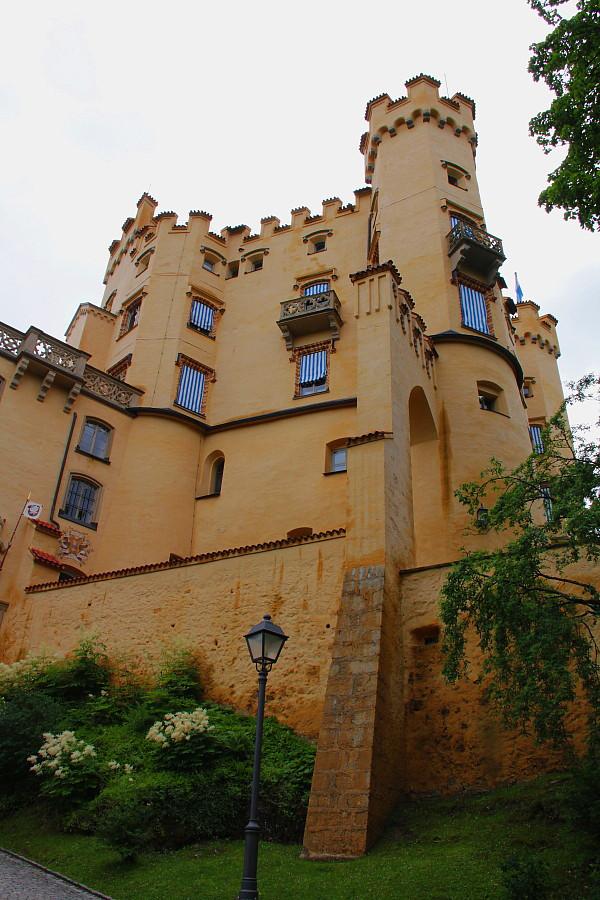 9 Замок Хоэншвангау