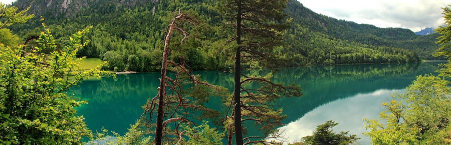 16 Жемчужное озеро