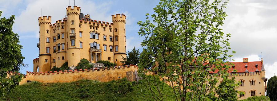 17 Замок Хоэншвангау